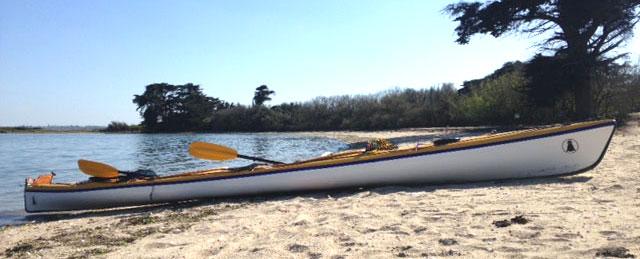 Sentiers Marins, kayak de mer dans le Golfe du Morbihan